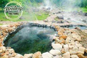 กำเนิดน้ำพุร้อนธรรมชาติ เพื่อสุขภาพ