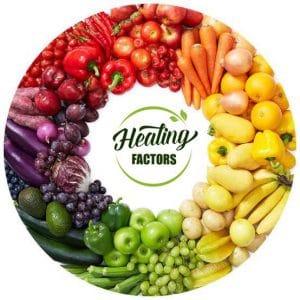 สีผัก บ่งบอกวิตามินอะไร