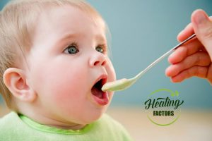 ลูกน้อย อาหารเสริม 6 เดือนขึ้นไป