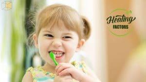 ลูกน้อย แปรงสีฟันสำหรับเด็ก