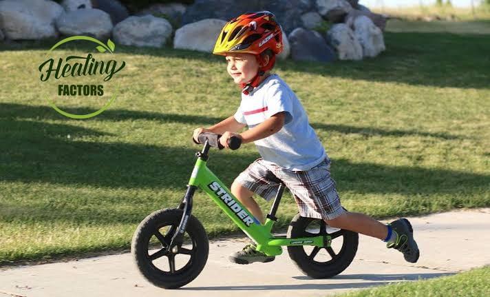 ลูกน้อย จักรยานฝึกการทรงตัวสำหรับเด็ก