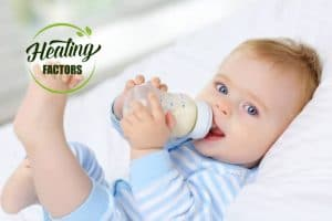 ลูกน้อย นมผงสำหรับเด็กอ่อน