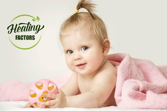 ลูกน้อย ผ้าเช็ดตัวสำหรับเด็กทารก