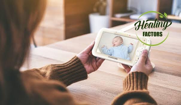 ลูกน้อย เครื่อง Baby Monitor