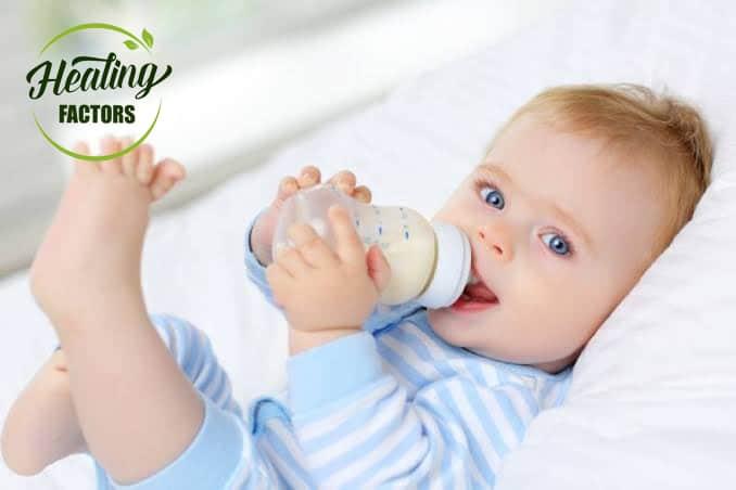 ลูกน้อย เคล็ดลับวิธีเลือกนมผงสำหรับลูก